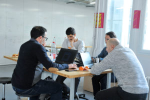 equipe hackathon